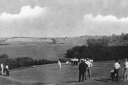Crispin Golf course in the 1930s