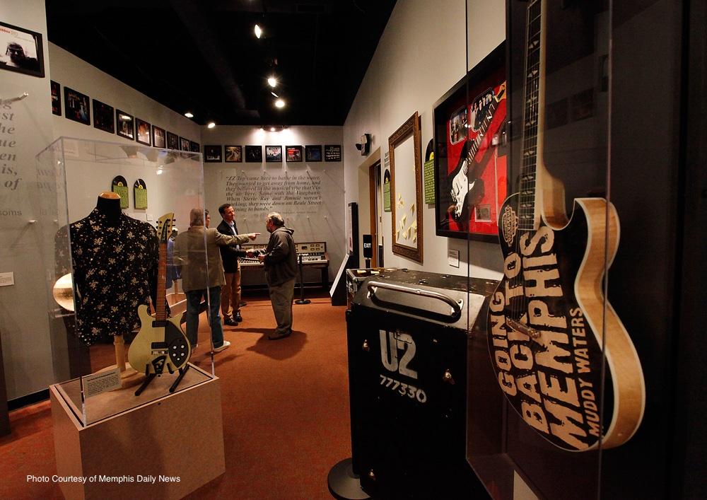 Inside the Rock 'n' Soul Museum