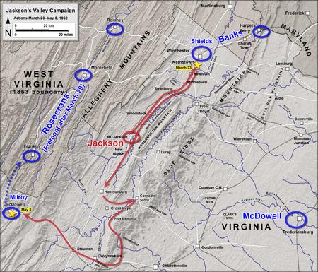 Shenandoah Valley Campaign (1862)
