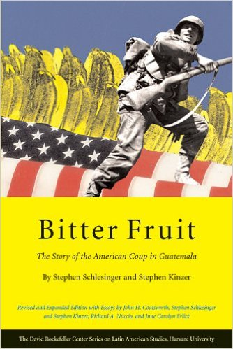 Learn more about United Fruit and the coup in Guatemala with this book from the David Rockefeller Center for Latin American Studies.