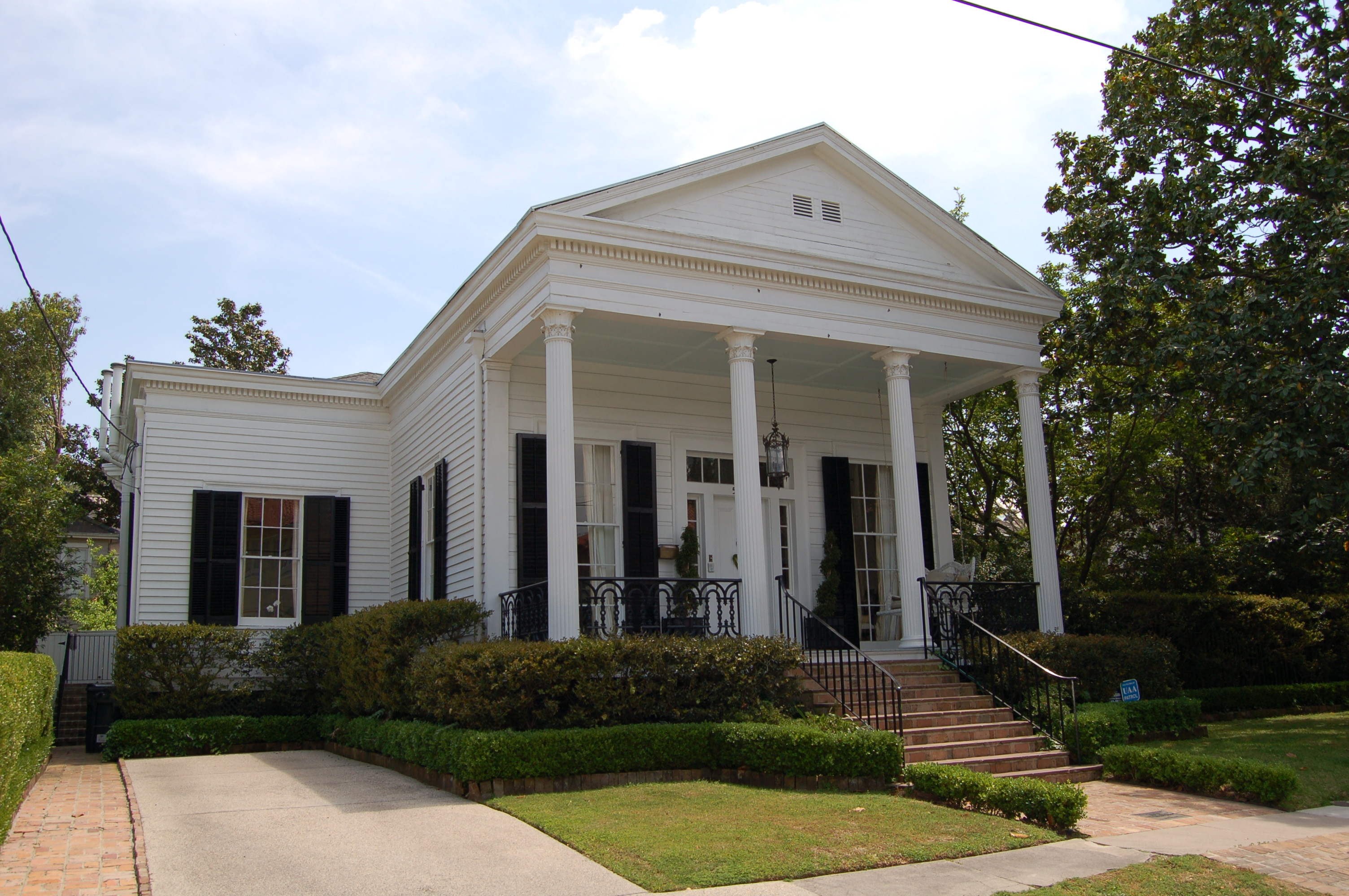 The James H. Dillard House was built sometime in the 19th century.