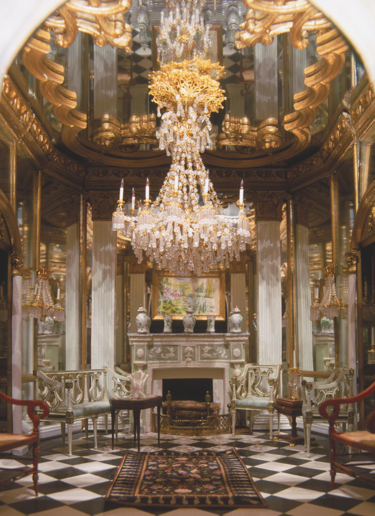 The French Parlor