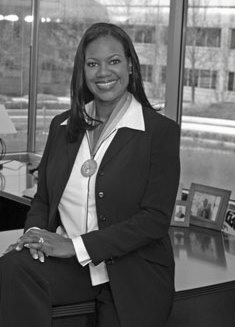 Benita Fitzgerald Mosely, photograph courtesy of Women in Cable and Telecommunications.