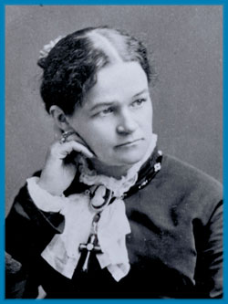 Photograph of Mary Virginia Hawes Terhune, courtesy of the Library of Virginia.