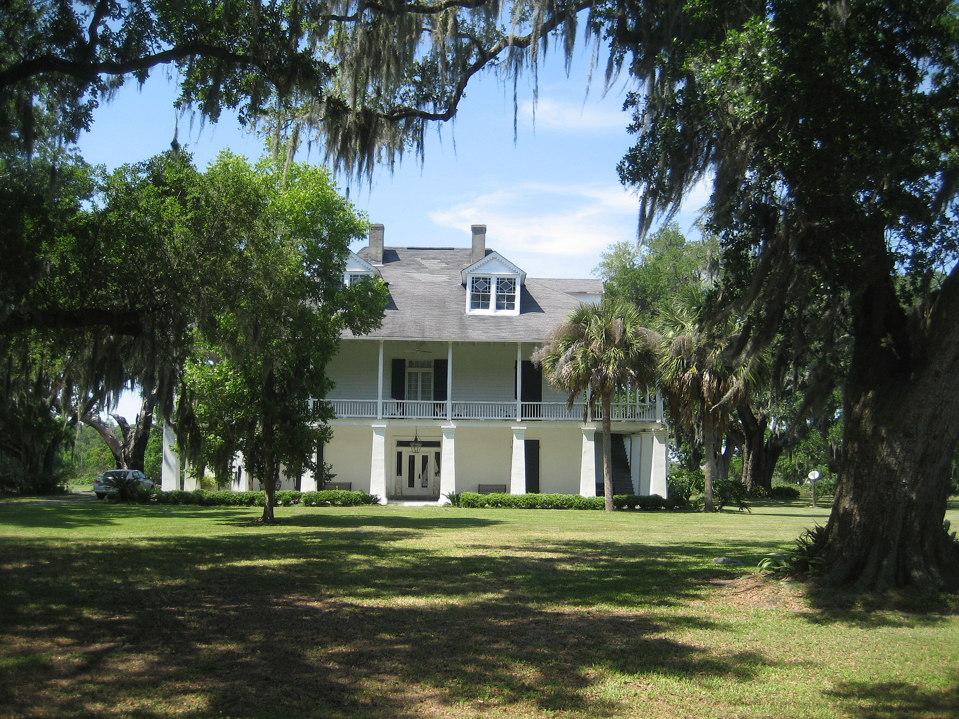 The Kenilworth Plantation House is the best remaining example of French Creole architecture in St. Bernard Parish.