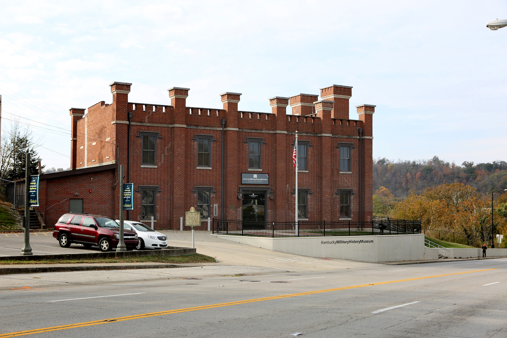 Kentucky State Arsenal -- Kentucky Military History Museum