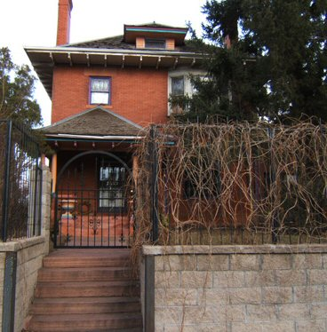Clarence F Holmes Jr House