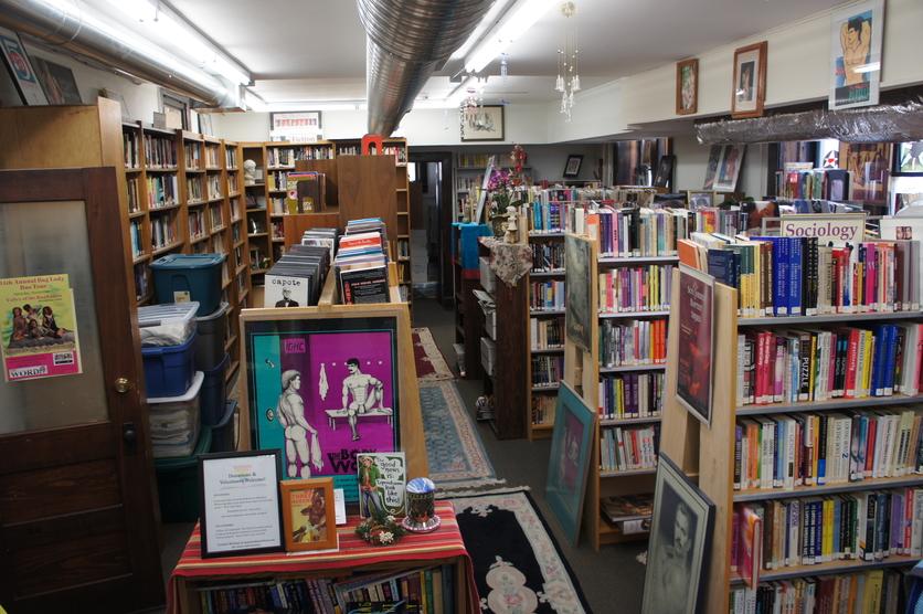 Chris Gonzalez Library & Archives