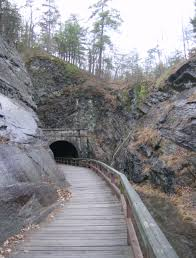 Tunnel Exterior