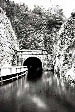 Tunnel Exterior (Canal view)