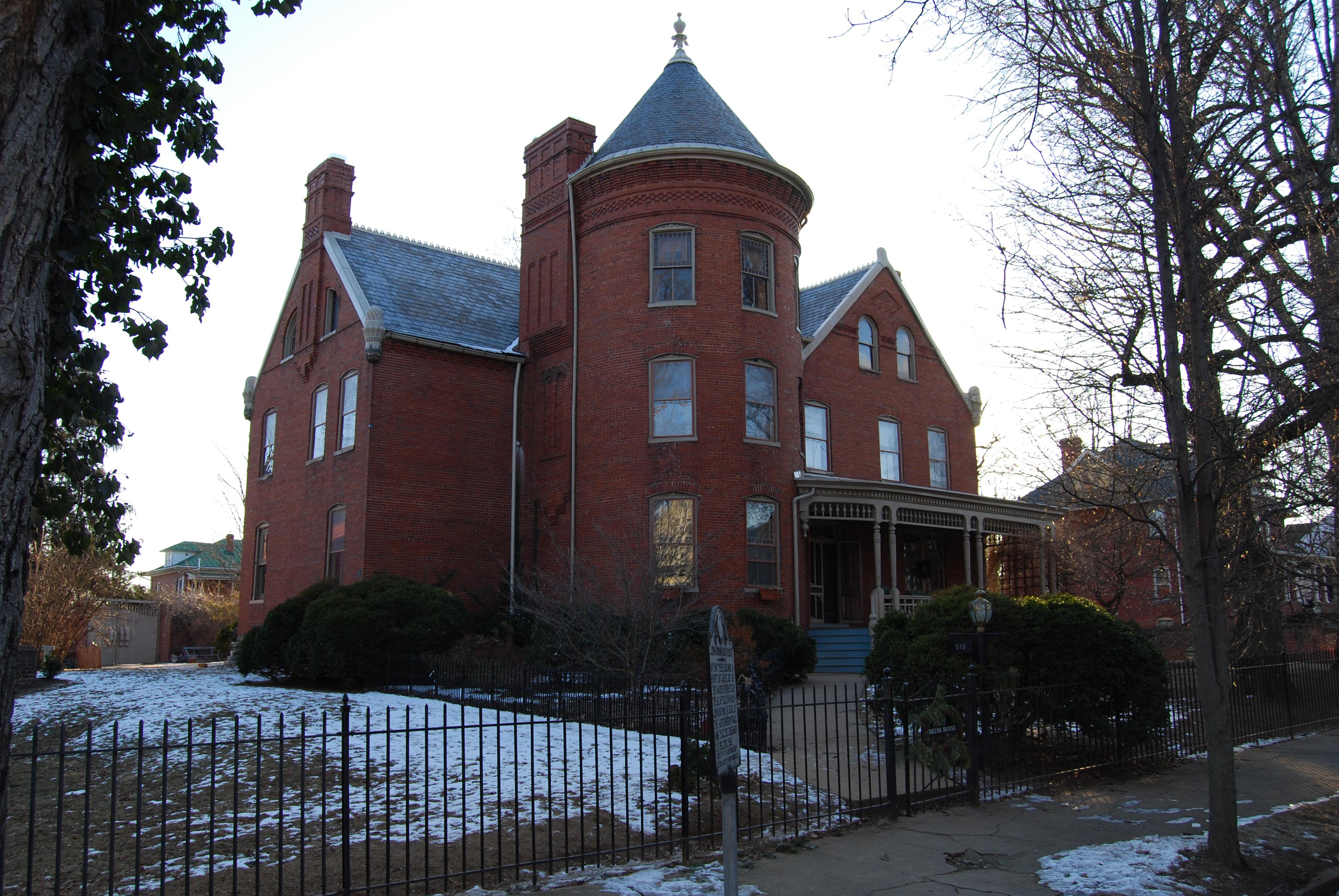 Gibson-Todd House exterior
