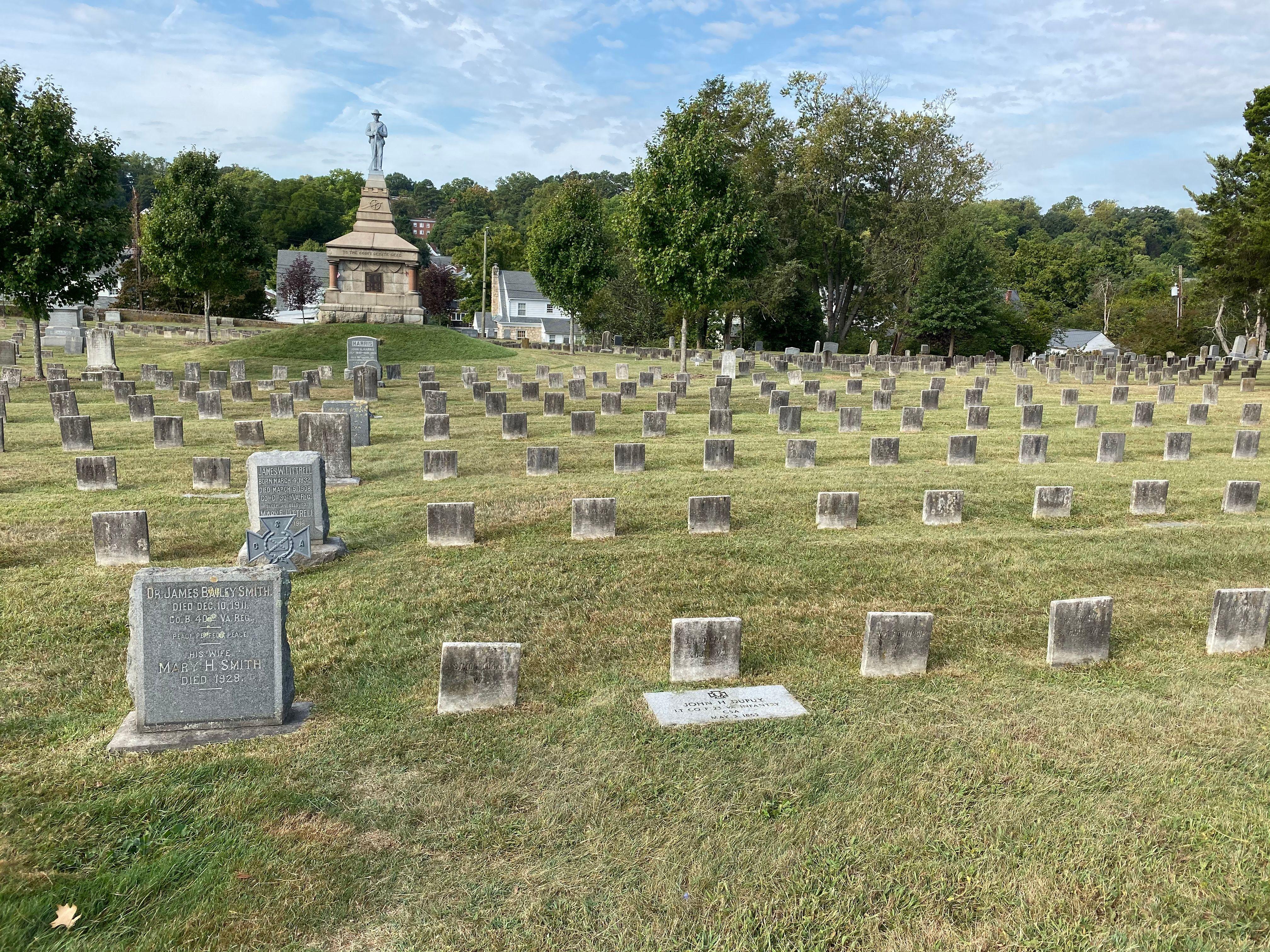 The Fredericksburg Confederate Cemetery