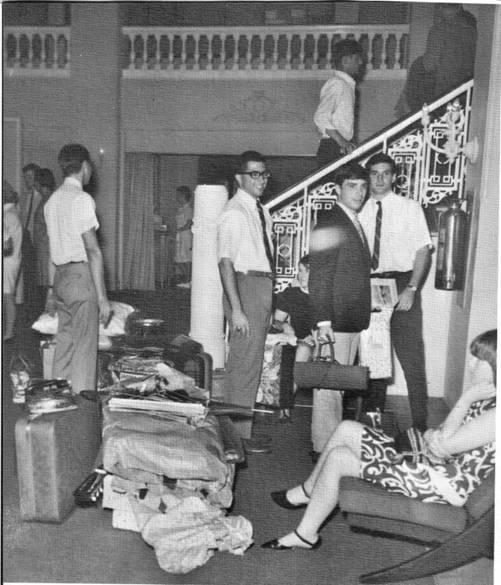 Salem College Freshmen- 1968