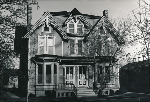 Calkins House 1989