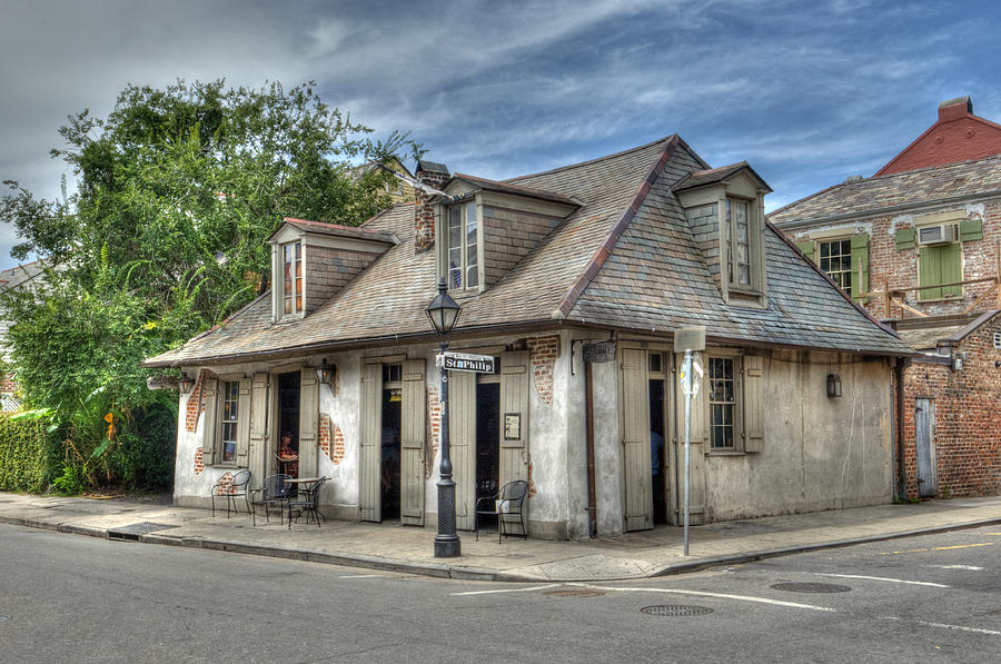 Lafitte's is a popular stop on New Orleans' ghost tours as it is thought to be haunted by the pirate himself as well as a mysterious woman who haunts the second floor.