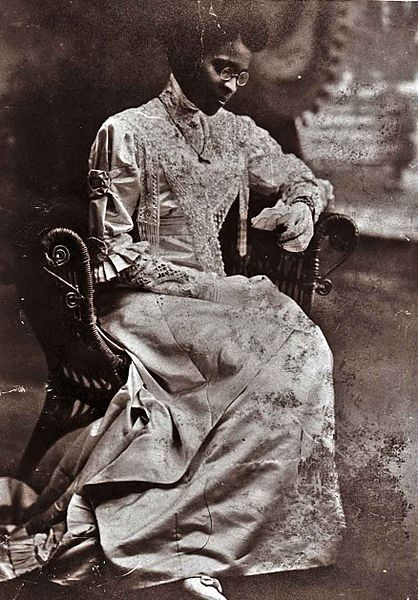 Charlotte Hawkins Brown, 1912