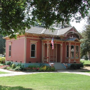 The Umbarger House (image from History San Jose)
