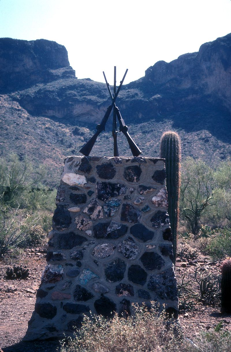 Battle of Picacho Monument