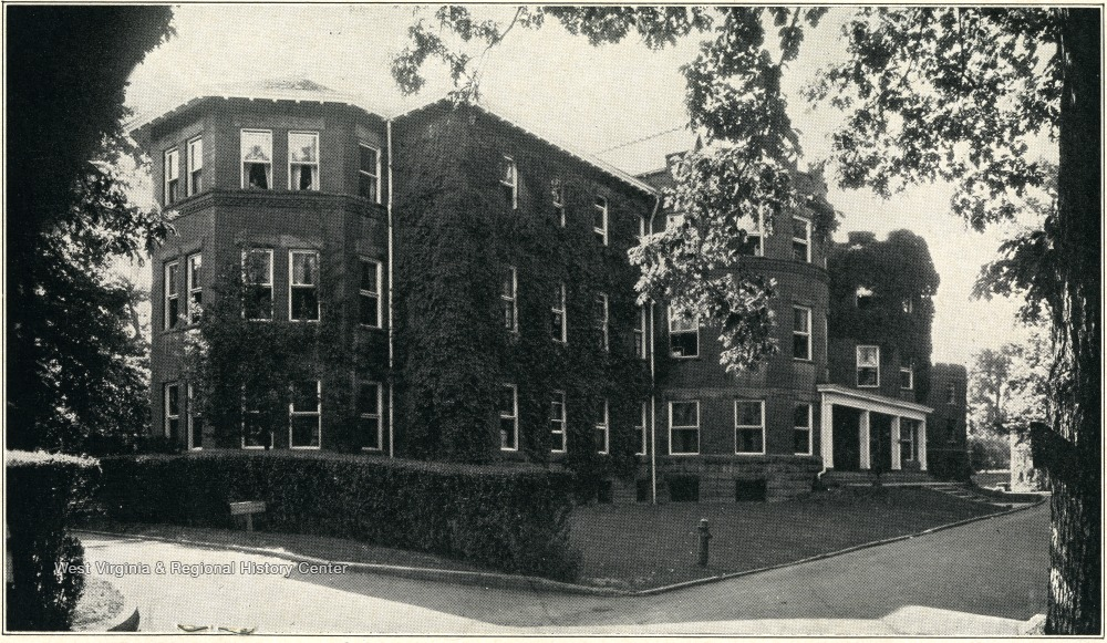 The women's ward, 1930