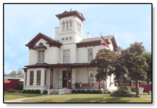 Lawrence County Historical Society and Museum