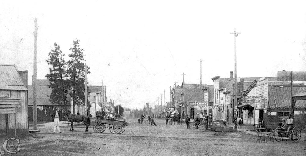 Main street 1894.