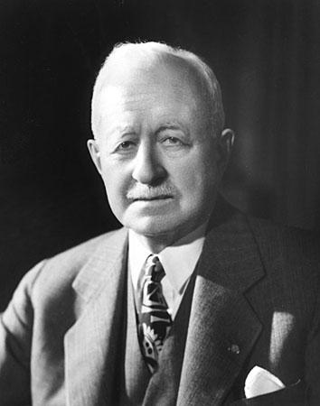 Frank J. Sensenbrenner (1864-1952).