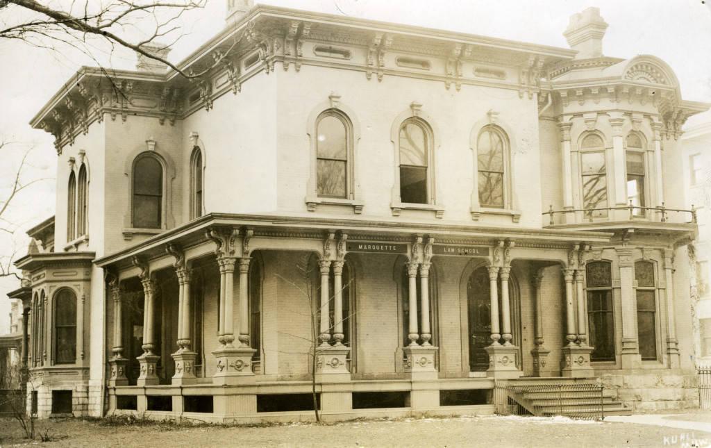 The Mackie Home, circa 1912
