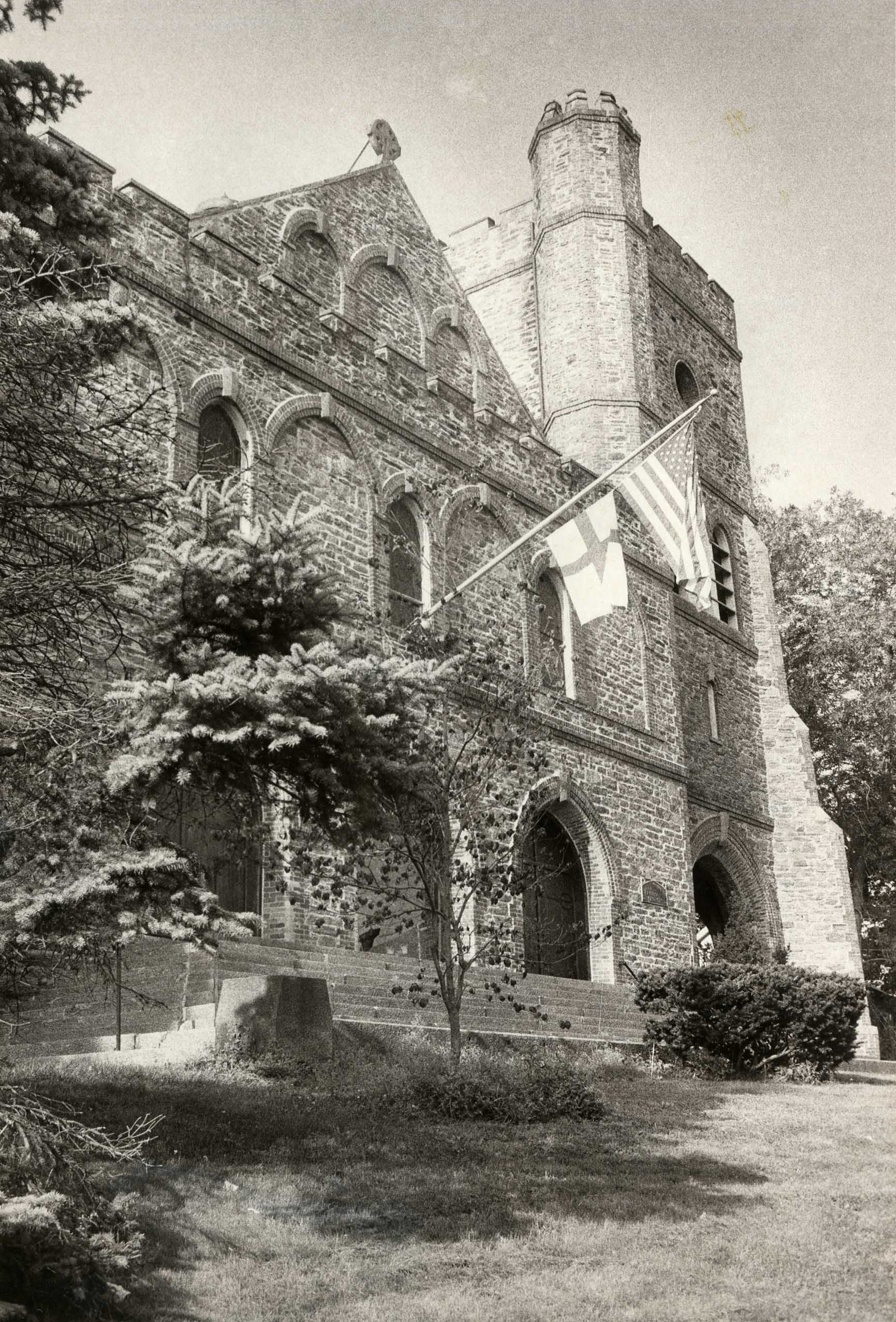 St. Peter's Episcopal Church in 1984.