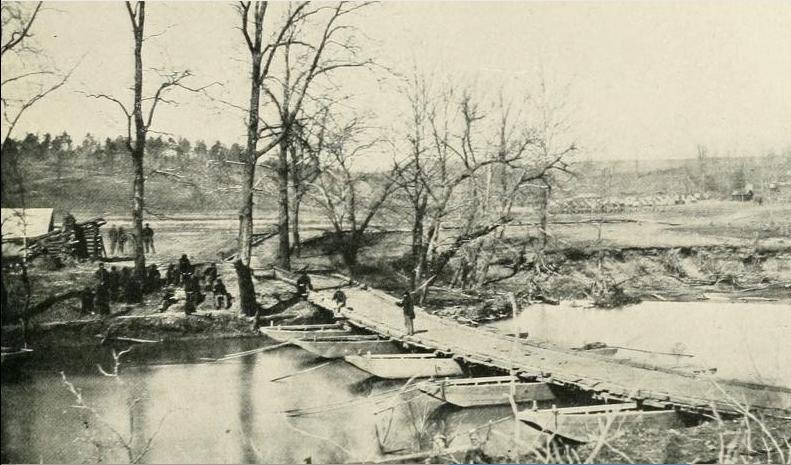 Photo of Blackburn's Ford, 1862