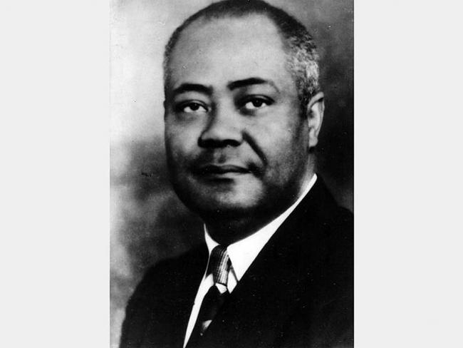 Reverend William Holmes Borders