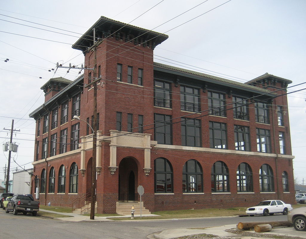 The building as of 2010.