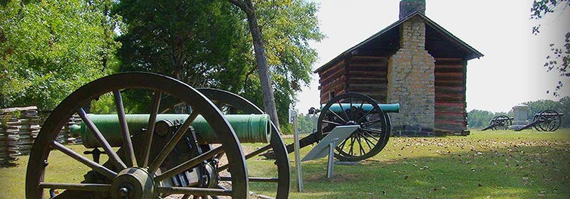 Chickamauga Battlefield in Chickamauga, GA