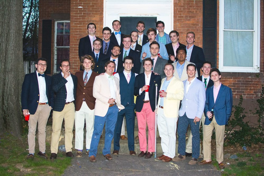 Trinity Pikes outside current Chapter House