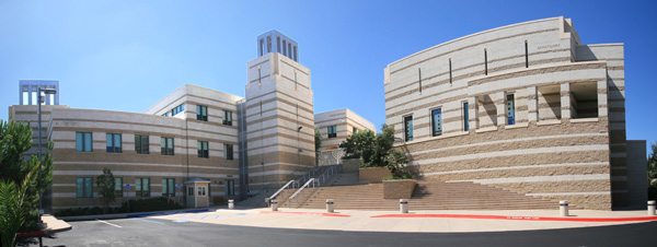 Congregation Beth Israel, officially incorporated in 1887, moved into this campus in 2001.   Photo: Congregation Beth Israel