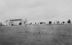 Circa 1930s photo of Dillard University