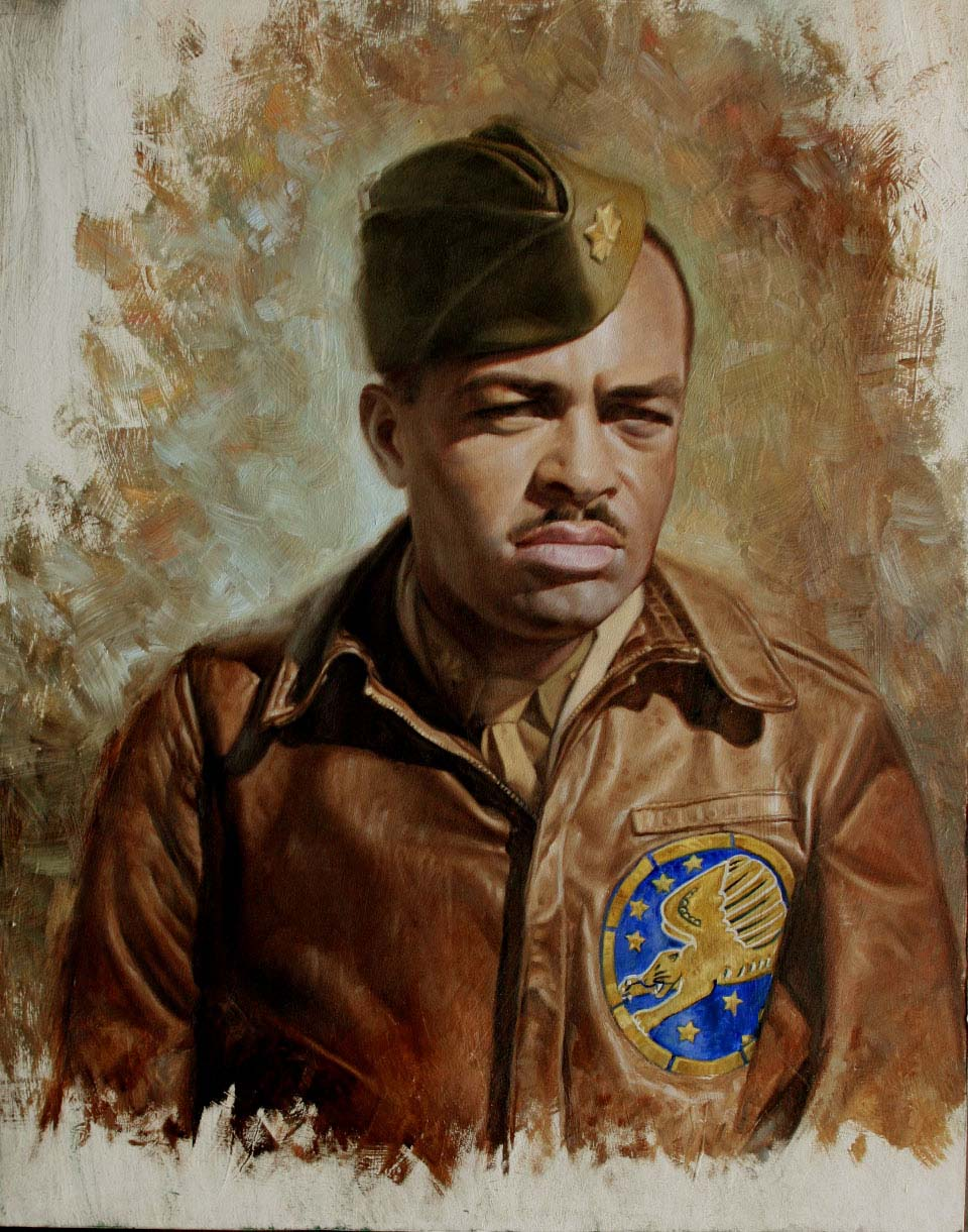 """Colonel George S. """"Spanky"""" Roberts"""