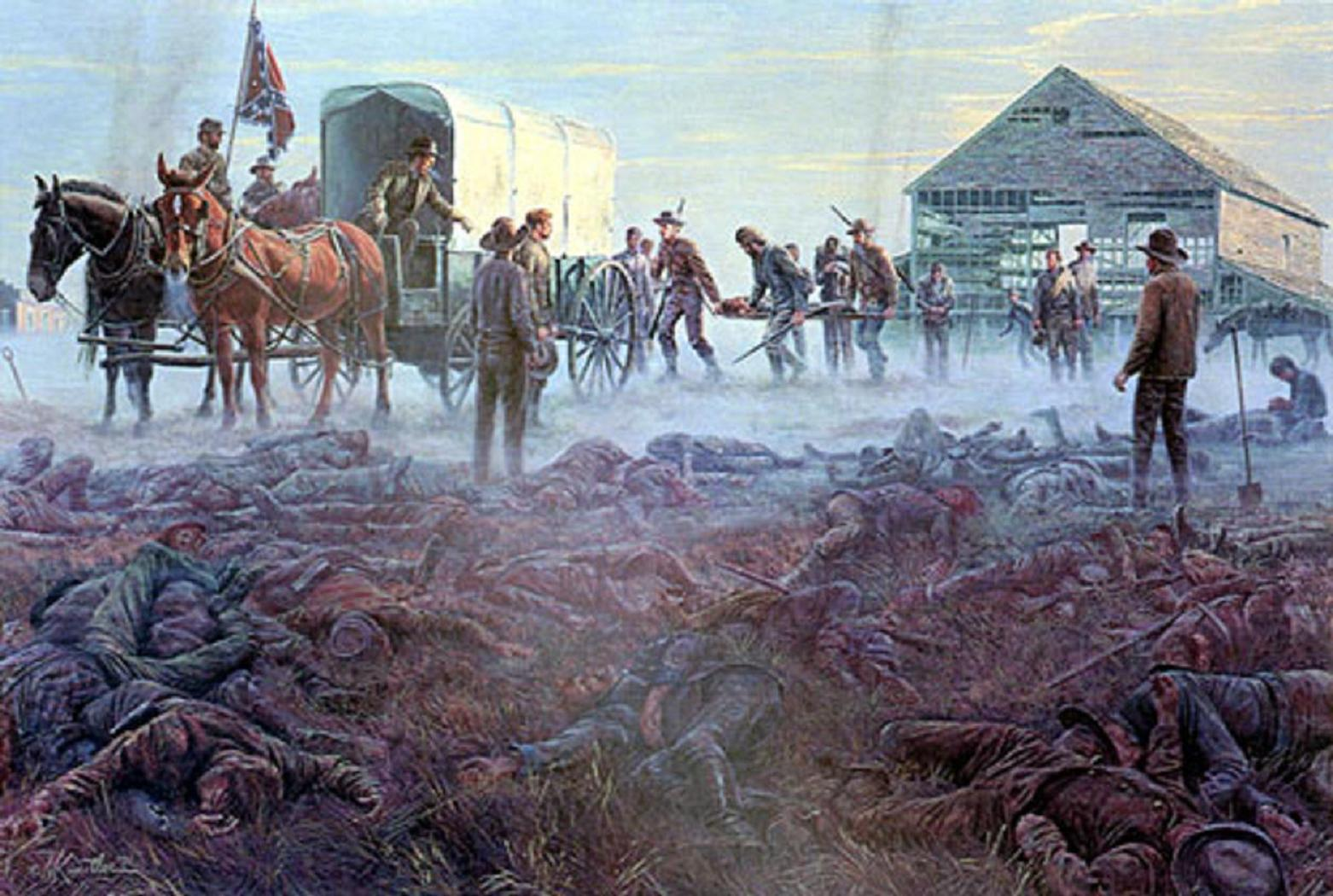 Aftermath of the Battle of Franklin
