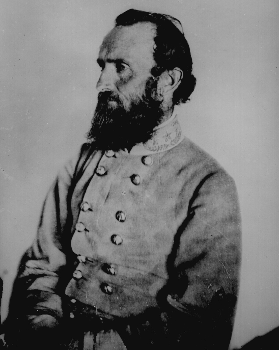 "General Thomas ""Stonewall"" Jackson, 1863."