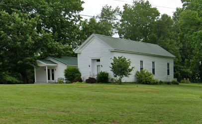 View of Newberry Meeting House