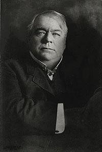 William Rockhill Nelson (1841-1915) was co-founder of the Star and a strong advocate for reform and improvements in Kansas City. Image obtained from Wikipedia.