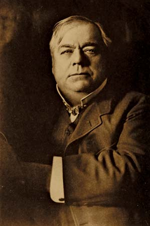 Co-founder William Rockhill Nelson (pictured above) was a floundering construction magnate and political man before he invested in the Kansas City Star or then Evening Star.  After establishing the paper, Nelson became a premier public figure.