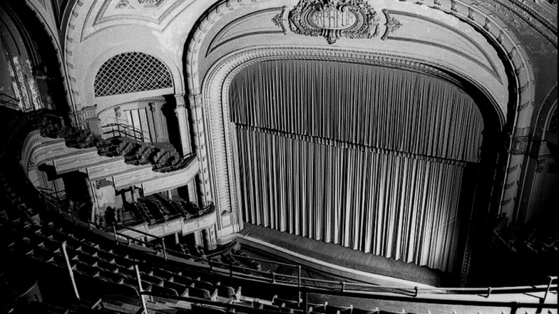 The auditorium in 1980 before the many renovation attempts