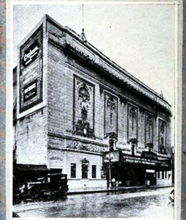 The Orpheum in 1921