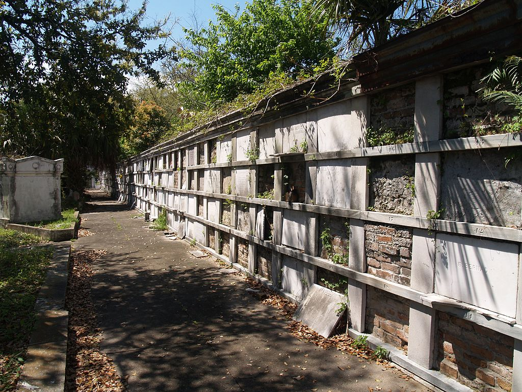 Oven's Row, Odd Fellows Rest Cemetery
