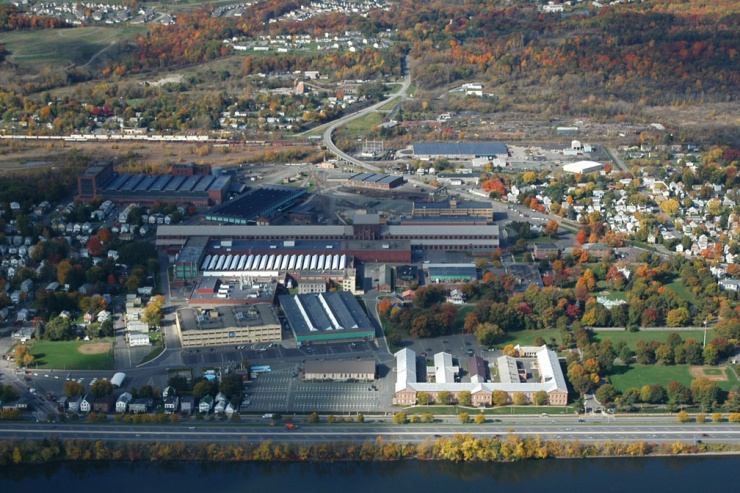 Watervliet Arsenal began operations in 1813 during the War of 1812.