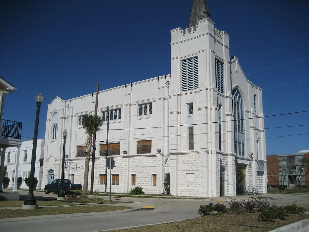 Union Bethel AME as it looks today