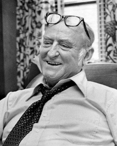 John Minor Wisdom in 1977