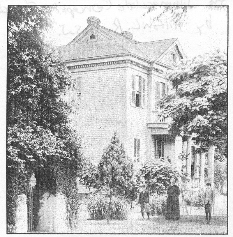 Loyola College in 1904