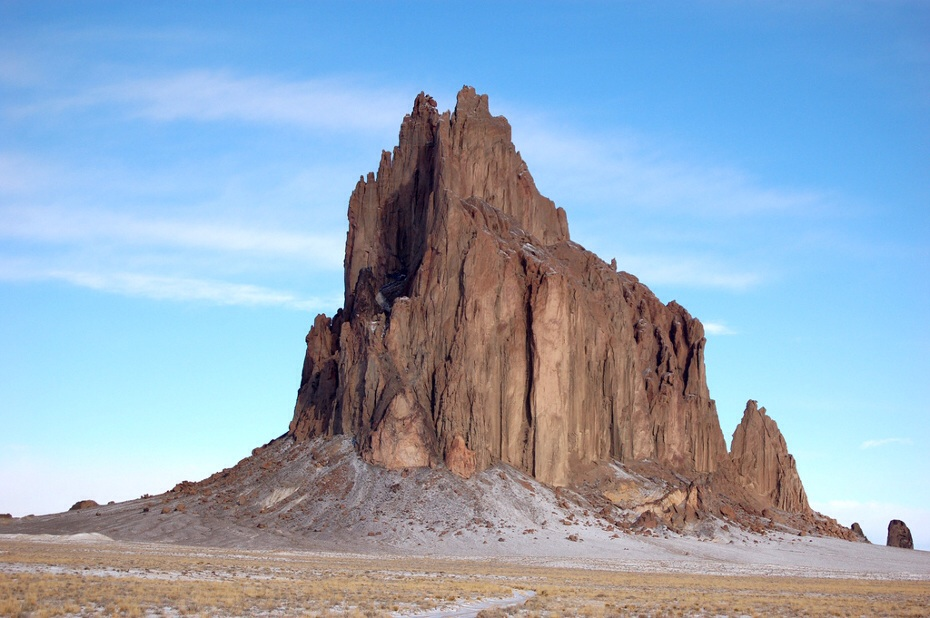 The Legendary Shiprock
