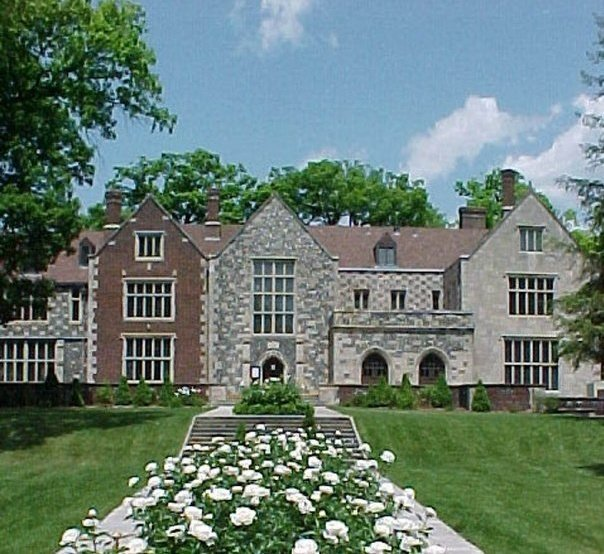 The Salisbury House is open for tours as well as special events.